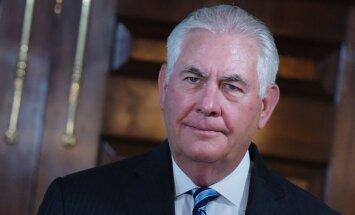 Тиллерсон: мы будем говорить с Пхеньяном до первой бомбы