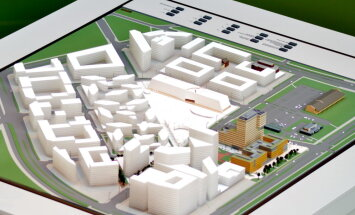 Эксперт: проект квартала New Hanza может быть реализован вопреки ликвидации ABLV Bank