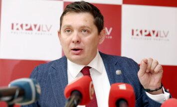Дело о финансировании KPV LV: Кайминьшу отменили меры пресечения