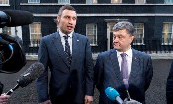 Ukrainas prezidenta ievēlēšanas termiņš - pieci gadi; balsošanu plāno visā valsts teritorijā