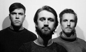 Džeza trio 'Auziņš - Čudars - Arutyunyan' izdod debijas albumu 'Baltic'