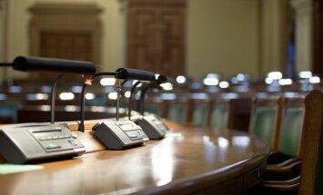 Komisijas deputāti par Cimdara pārvēlēšanu un jaunu CVK sastāvu rosina lemt jau nākamnedēļ