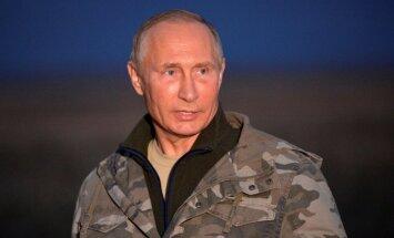 Putins pieprasa ASV segt sankciju un Kremļa atbildes soļu radītos zaudējumus