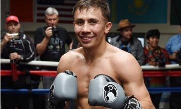 Головкин признан лучшим боксером года по версии WBC
