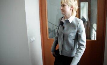 ЛТВ: Юта Стрике может вступить в партию, чтобы побороться за место в Рижской думе