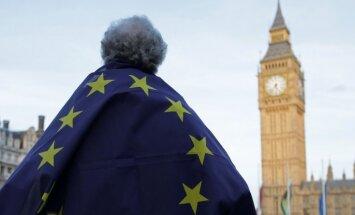 """Британия предложит ЕС временный таможенный союз после """"брекзита"""""""
