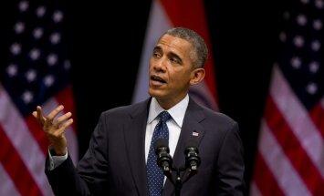 ASV un Kubai arvien atšķirīgas nostājas vairākos jautājumos, pauž Obama