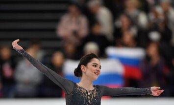 Evgenia Medveeva of Russia