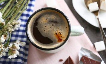 Ne tikai možumam un enerģijai. Kā kafija ietekmē veselību