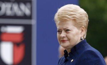 Президент Литвы после убийства полицейского: этому нет никакого оправдания