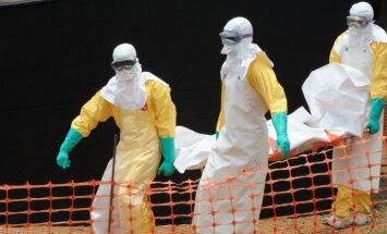 Latvijas epidemiologi iesaka atlikt ceļojumus uz Ebolas vīrusa skartajām Āfrikas valstīm