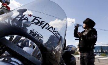 Lietuvas robežsargi pirmdien un otrdien lieguši iebraukšanu astoņiem Krievijas motociklistiem
