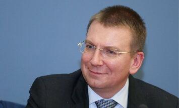 Latvijas intereses 'Brexit' sarunās nav apdraudētas, pauž Rinkēvičs
