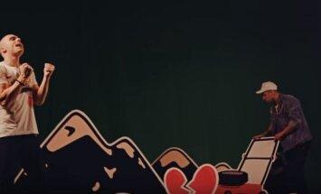 Noskaties! Dons & Ozols laiž klajā video dziesmai 'Salauzta sirds'