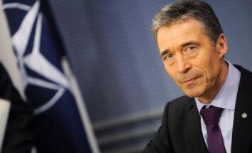 Krievija šodien ir daudz bīstamāka nekā PSRS, norāda bijušais NATO vadītājs