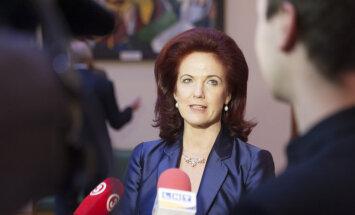 Āboltiņa: 'Vienotības' sarkanā līnija sarunās par nākamo valdību būs TM