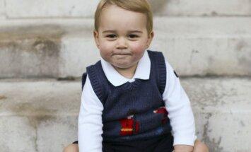 """Принц Джордж отметит второй день рождения """"скромным чаепитием"""""""