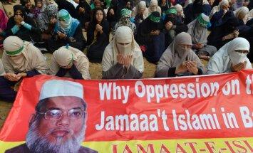 Bangladešā patur spēkā nāvessodu lielākās islāmistu partijas līderim