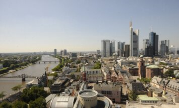 Во Франкфурте объявлена крупнейшая эвакуация из-за бомбы времен войны