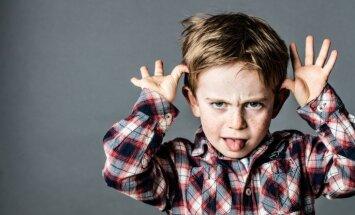 'Mans bērns nekad tā nedarītu' – kāpēc šo frāzi vecākiem vajadzētu aizmirst