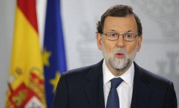 Spānija pieprasa Pudždemonam paskaidrot, vai pasludināta Katalonijas neatkarība