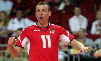 Latvijas volejbola izlases cēlājs Petrovs pievienojies Krievijas superlīgas klubam 'Gubernija'