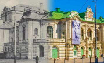 Rīgas maršruti: Teātris, kurā dibināja Latviju