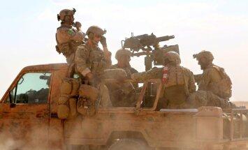 New York Times: США в странах Балтии дислоцировали свой спецназ