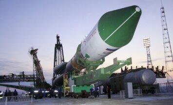 Krievijai pēc kaunpilnām neveiksmēm izdodas iedarbināt kosmosa kuģi
