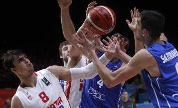 Чехия сенсационно разгромила Хорватию, в 1/4 финала также Сербия и Италия