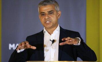"""Мэр Лондона призвал провести новый референдум о """"брексите"""""""