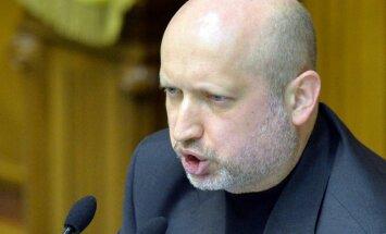 Ukraina atsāk pretterorisma operāciju valsts austrumos