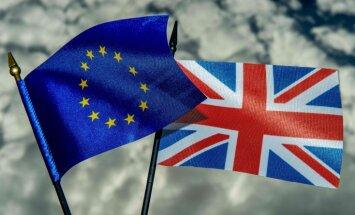 ES izveido darba grupu sarunām par Lielbritānijas izstāšanos no bloka