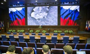 Krievija Sīrijas operācijas dalībniekiem pasūtīs 10 300 medaļas
