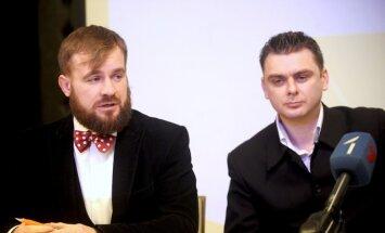 Osipova un Girsa dibināta biedrība 16.martā pie Krievijas vēstniecības atbalstīs Krimas referendumu