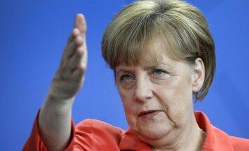 Vācijas sociāldemokrāti neveidos koalīciju ar Merkeli