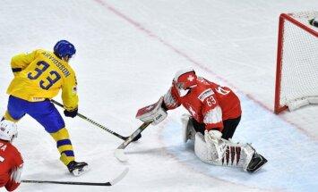 Pasaules čempionāta fināls: Zviedrija - Šveice. Teksta tiešraide
