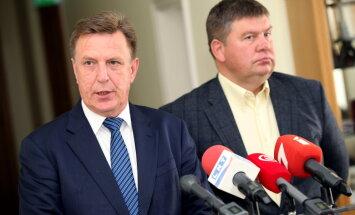 Кучинскис: никаких отступлений в решении о либерализации газового рынка не будет