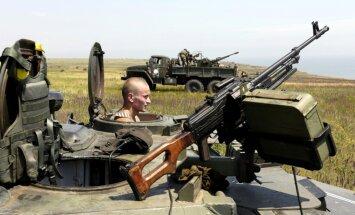 Krievijas iebrukums prasījis jau vairāk nekā 2400 Ukrainas karavīru dzīvību