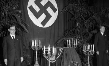 Pret bēgļiem vērstā kritika atgādina retoriku pirms Holokausta, brīdina ANO pārstāvis