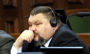 Kravcovs 'Liepājas metalurgu' salīdzina ar 'Titāniku'