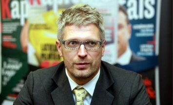 Lapsa jauno grāmatu par Repši vēlas tirgot 'Latvijas attīstībai' kongresā