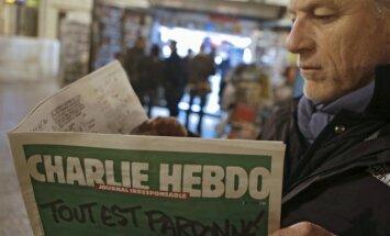 Gadu pēc uzbrukuma 'Charlie Hebdo' izlaidīs speciālizdevumu