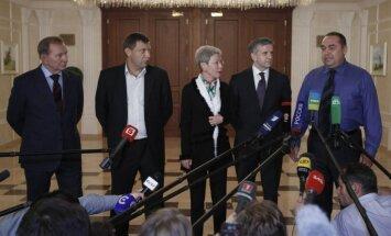 ОБСЕ сообщила, о чем договорились в ходе минской встречи по Украине