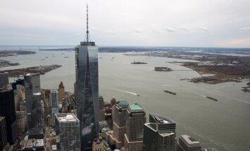 Foto: Ņujorkas 'Brīvības tornis' atzīts par augstāko celtni ASV