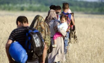 Fiksē jaunu nelegālās migrācijas virzienu caur Lietuvu uz Somiju