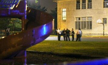 Apšaudē Čikāgā ievainoti 13 cilvēki