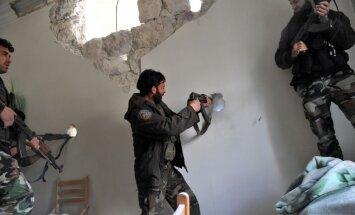 Pasaules lielvaras varētu palielināt atbalstu Sīrijas nemierniekiem
