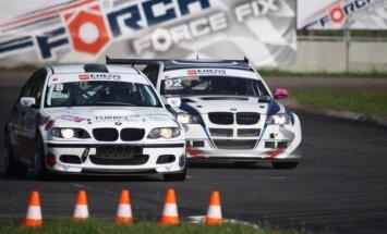 Foto: 'Riga Summer Race' piecu gadu jubilejas sacīkstes