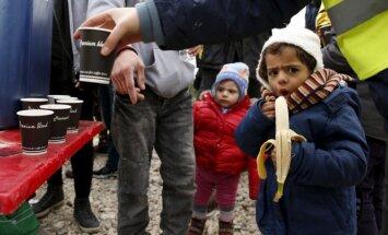 Латвия приняла еще одну семью беженцев из Сирии